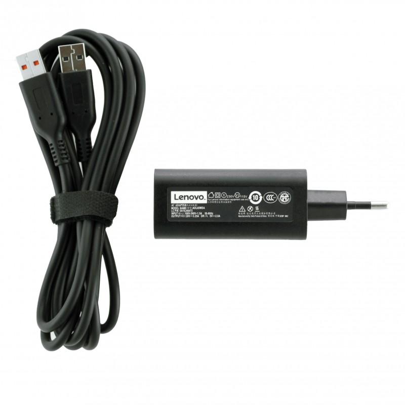 Τροφοδοτικό AC Adapter Lenovo 20V 3.25A 65W PRO USB ADL65WDA