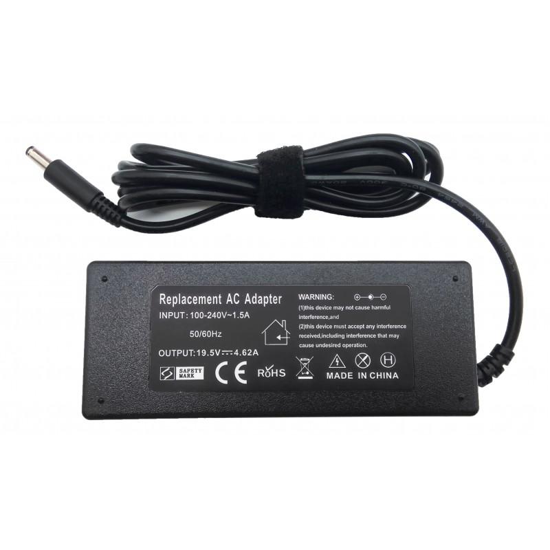Τροφοδοτικό Dell AC Adapter 19.5V 4.62A 90W 4.5mm x 3.0mm OEM Υψηλής ποιότητας