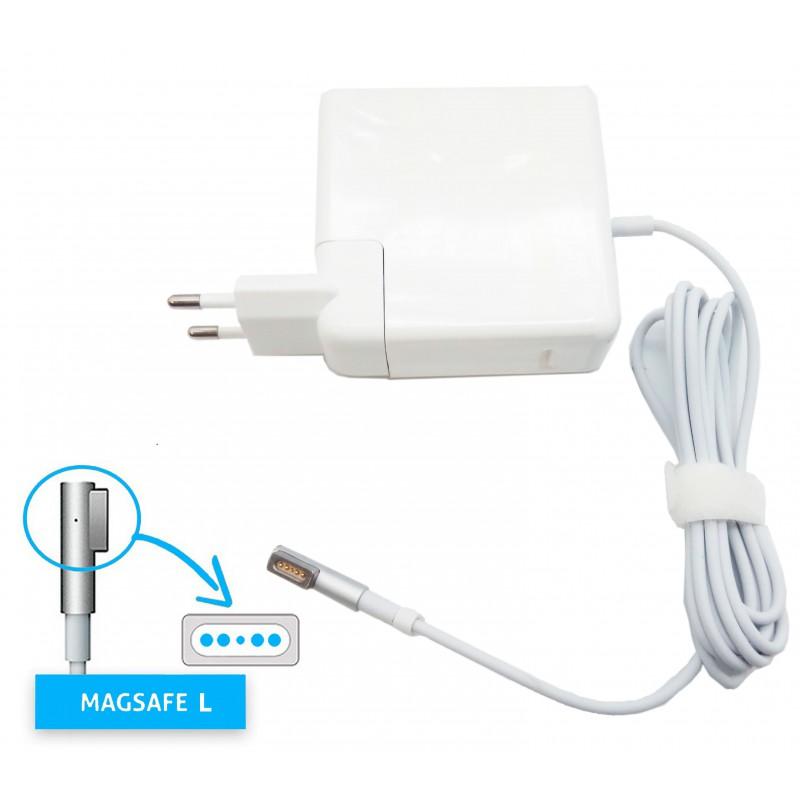 Τροφοδοτικό AC Adapter Apple 18.5V 4.6A 85W Magsafe L A1222 A1290 A1343 MB283LL/A