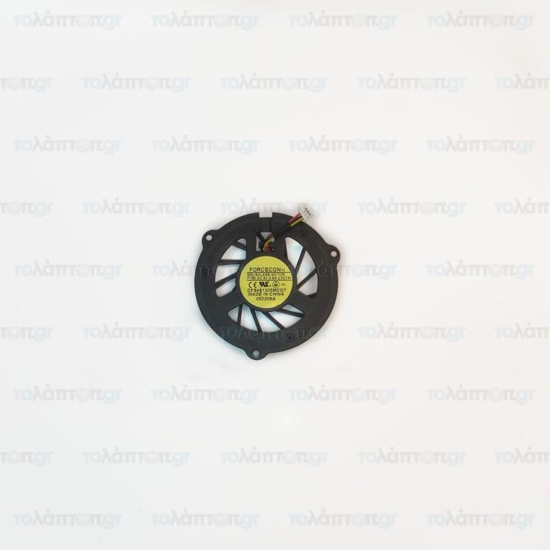 Ανεμιστηράκι για επεξεργαστή  λάπτοπ  HP Compaq G50, G60, G70 Type B ( Round )