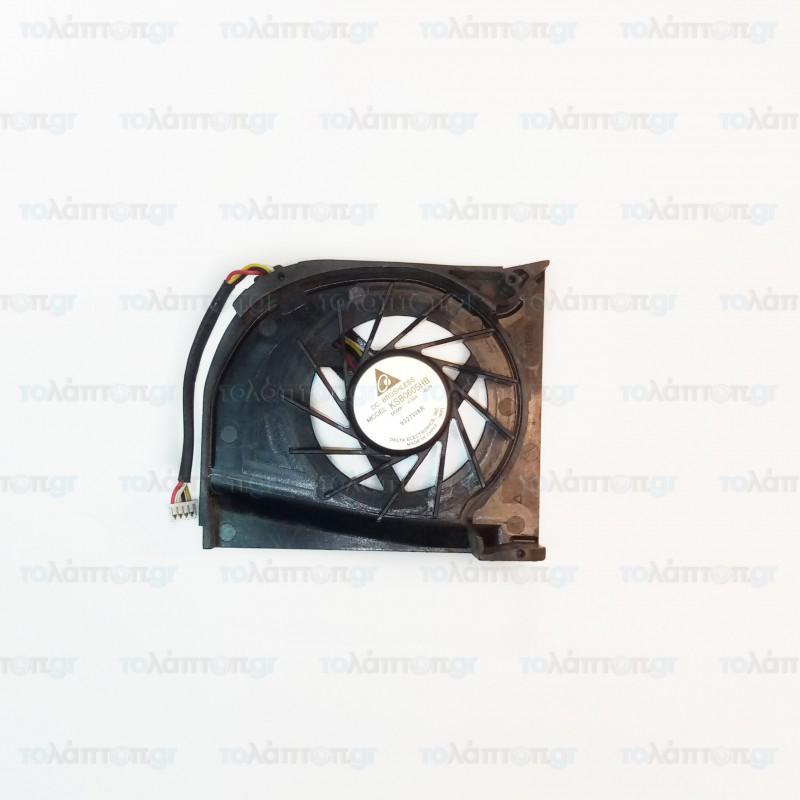 Ανεμιστηράκι για επεξεργαστή  λάπτοπ Hp Pavilion DV6000, DV6100, DV6500, DV6800, (one airout) Amd