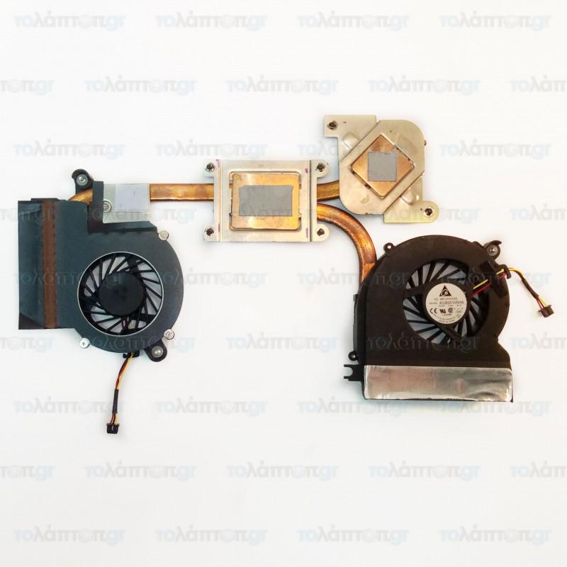 Ανεμιστηράκι για επεξεργαστή  λάπτοπ  HP Envy 14, 14T, A Pair