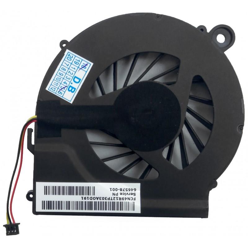 Ανεμιστηράκι Fan για HP Pavilion G4-1000 G6-1000 G7-1000 / Compaq G42 G56 G62 G72 CQ42 CQ62 3pin