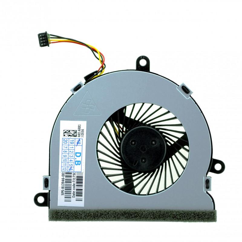 Ανεμιστηράκι Fan για HP 250 G4 G5 G6 4-R 15-A 15-AC 15-AY 15-BA 15-BW 15-BS SPS-925012-001 SPS-813946-001