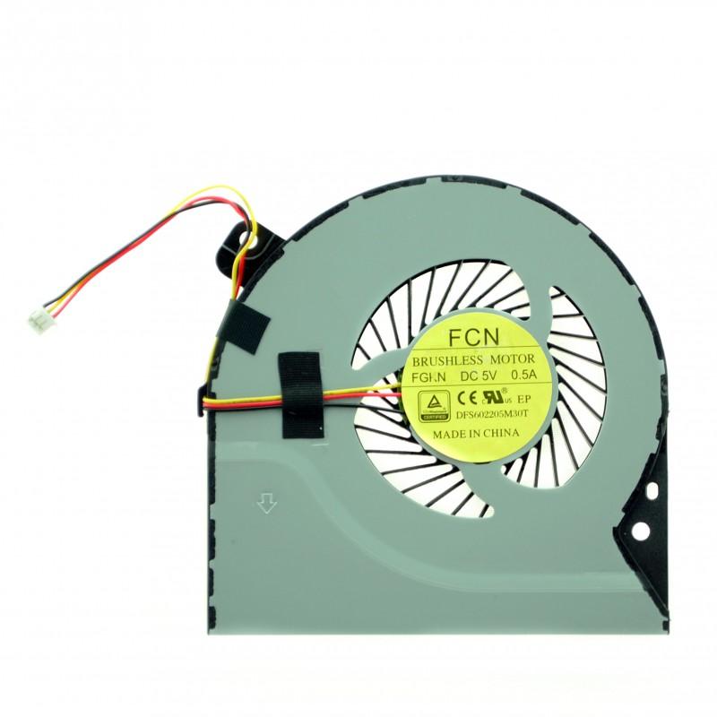Ανεμιστηράκι για επεξεργαστή  λάπτοπ  Asus X550D, X75J, K550D