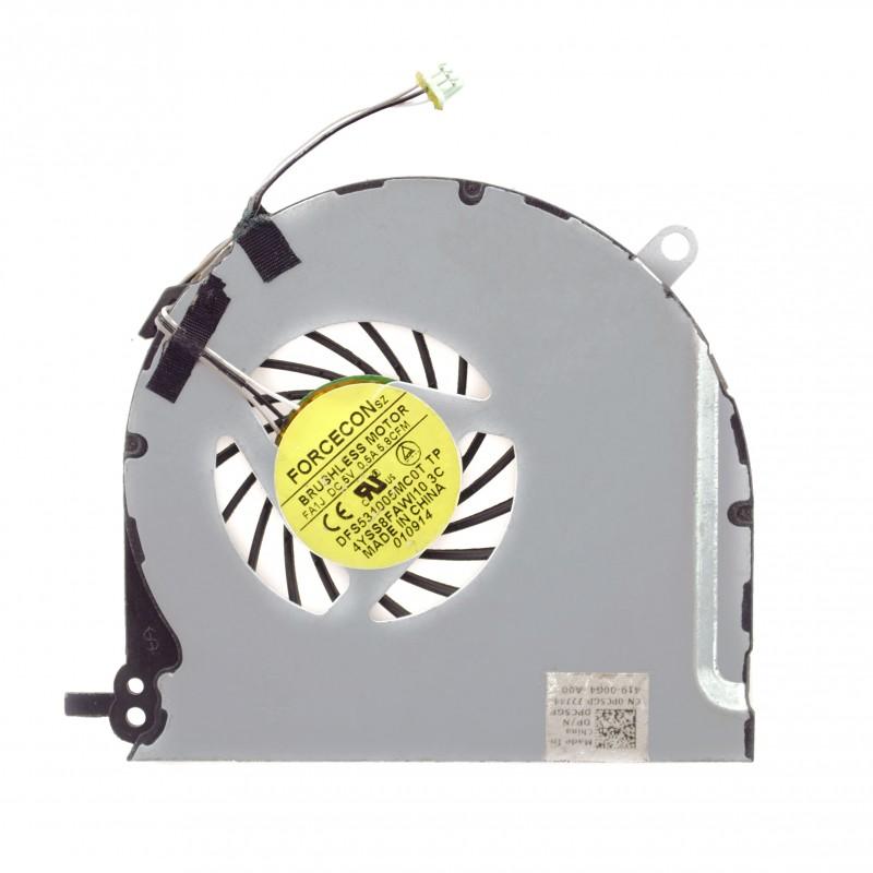 Ανεμιστηράκι για επεξεργαστή  λάπτοπ Dell XPS 15Z, L511Z