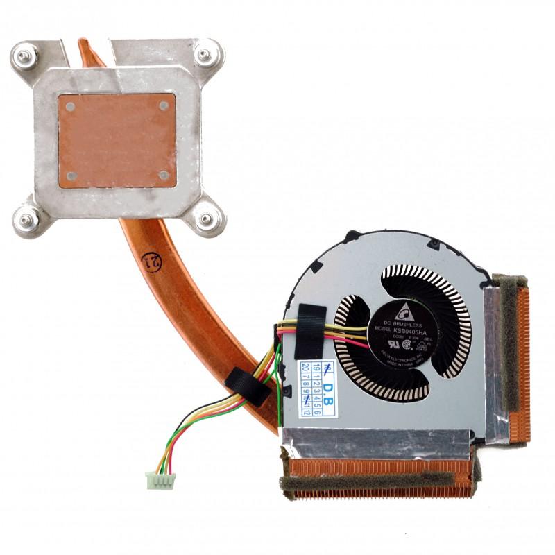 Ανεμιστηράκι για επεξεργαστή  λάπτοπ Lenovo ThinkPad T430, T430i TYPE B