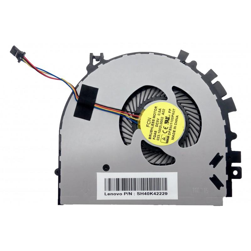Ανεμιστηράκι Fan για Lenovo IdeaPad S41 S41-70 U41-70 300S-14 500-14IBD 500-15ISK TYPE A