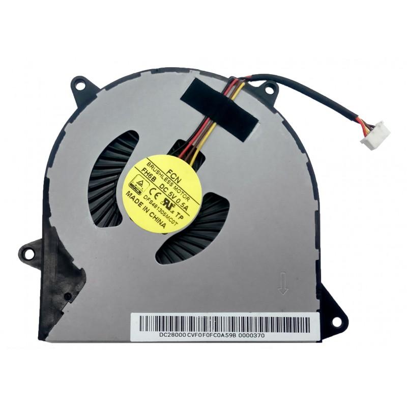 Ανεμιστηράκι Fan για Lenovo IdeaPad 100-15IDB 110-14IBR 110-15ACL 110-15AST