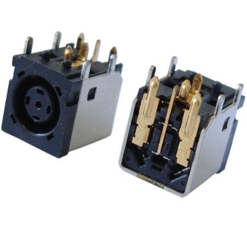Βύσμα Τροφοδοσίας για Dell Inspiron 1545 1555 1720 5150 9100 E1405 / Latitude D420 D500 D630 D810