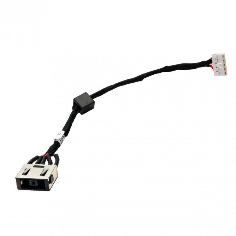 Βύσμα Τροφοδοσίας για λάπτοπ Lenovo IdeaPad 300-15IBR, 300-15ISK, G40-30, G50-30, G50-50