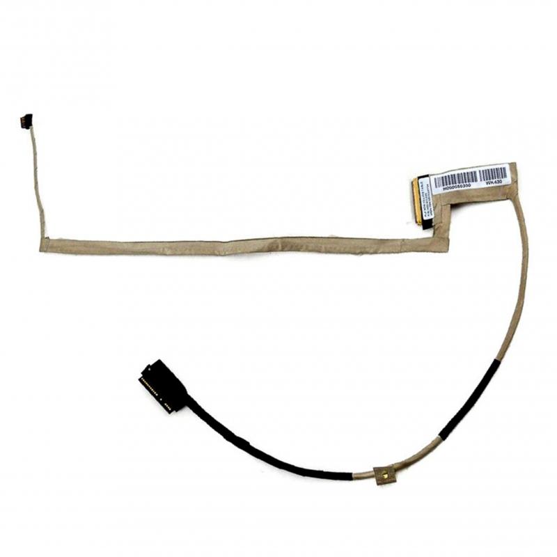 H000037860 40pin - LED Καλωδιοταινία οθόνης 30 pin Toshiba Satellite L875, L870, C875, C870