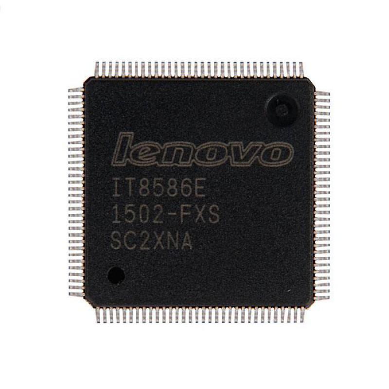 Controller IC Chip - Lenovo IT8586E IT8586 FXA FXS QFP-128