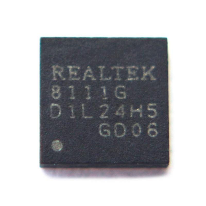Controller IC Chip - RTL8111G 8111G QFN-32