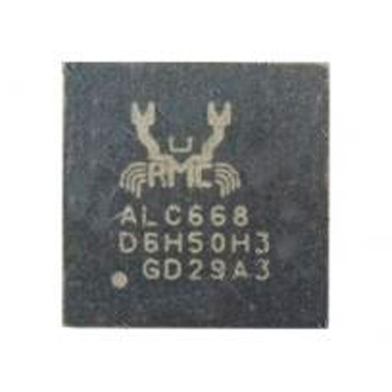 Controller IC Chip - Realtek ALC668 QFN-48