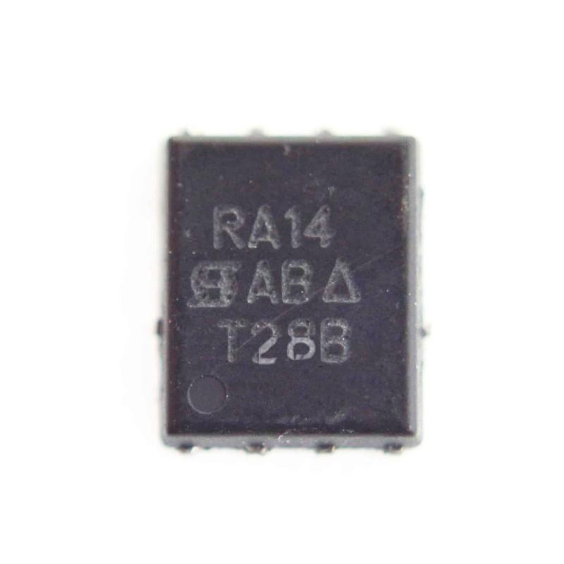 N-Channel MOSFET - SIRA14DP SIRA14 RA14 QFN-8