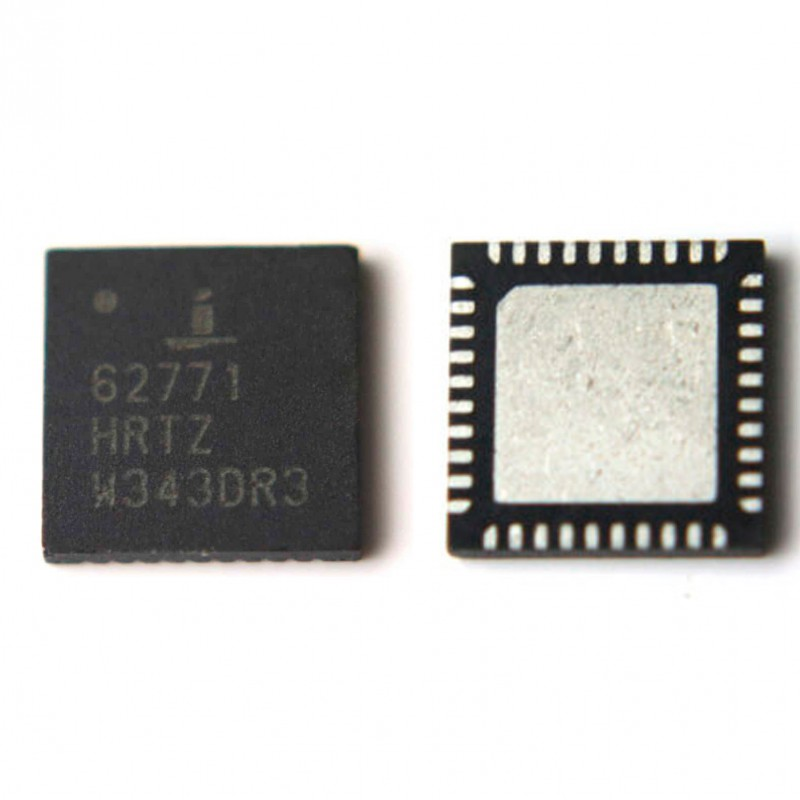 Controller IC Chip - ISL62771HRTZ 62771HRTZ 62771 ISL62771 QFN-40