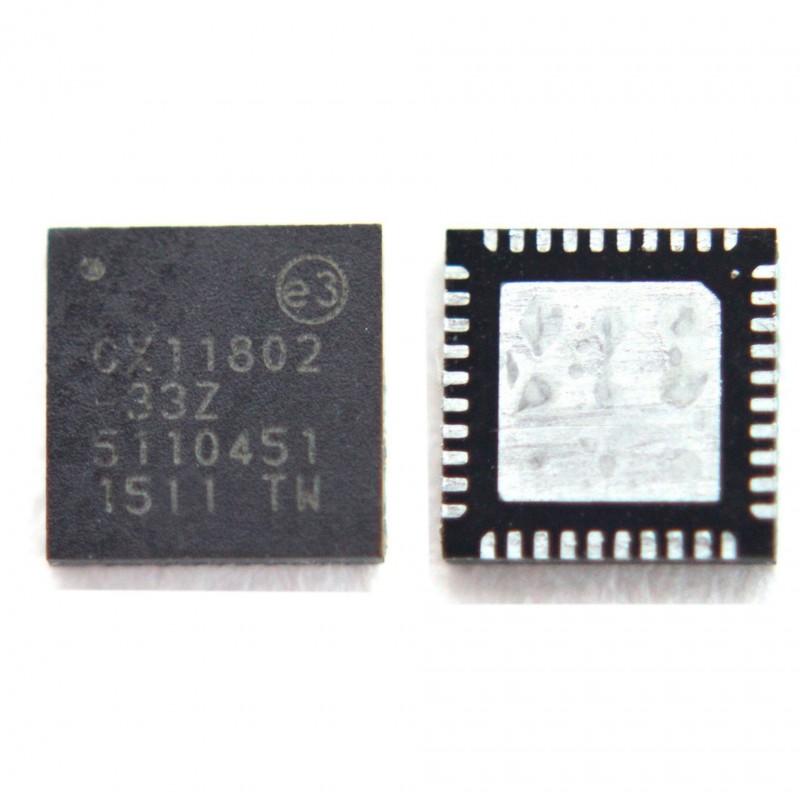 Controller IC Chip - Conexant CX11802-33Z CX11802 QFN-40