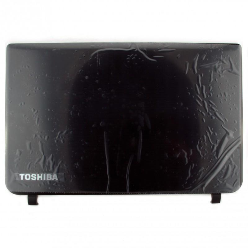 LCD πλαστικό κάλυμμα οθόνης - Cover A για λάπτοπ Toshiba Satellite L50-B, L55T-B, L55-B BLACK GLOSSY