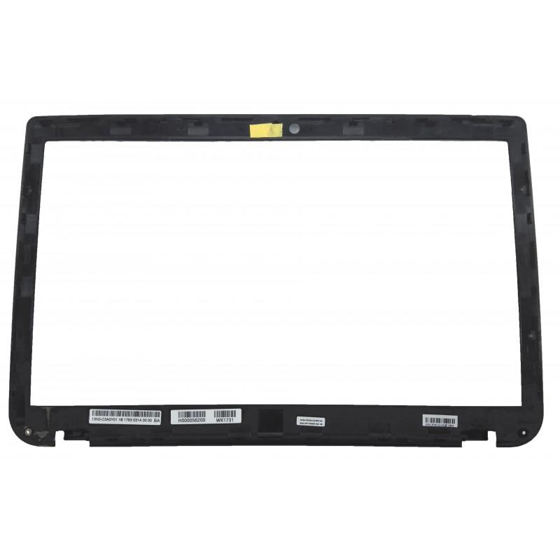 LCD πλαίσιο οθόνης - Cover Β για Toshiba Satellite S50-A S55-A S55T-A L50-A-1DC BLACK GLOSSY