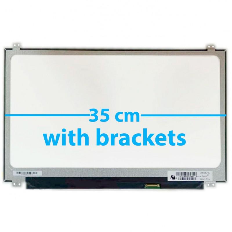 Οθόνη για λάπτοπ 15.6 LM156LF5L01 1920x1080 FHD IPS 30 Pin LED 35cm with Brackets