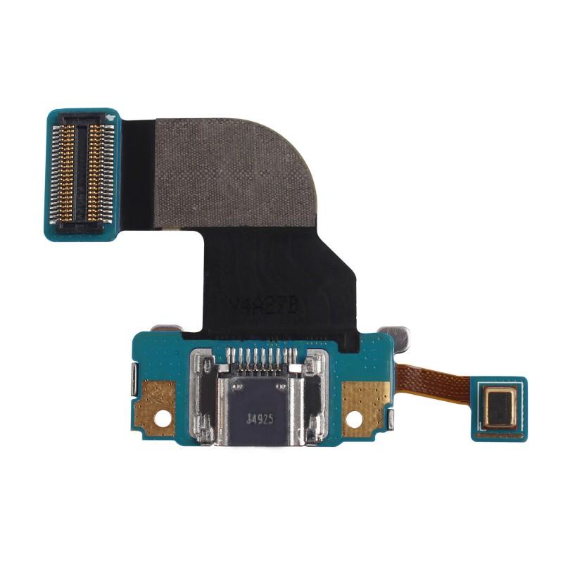 Καλωδιοταινία Βύσμα Φόρτισης για Samsung Galaxy Tab 3 SM-T311 T311 SM-T315 T315 With MIC